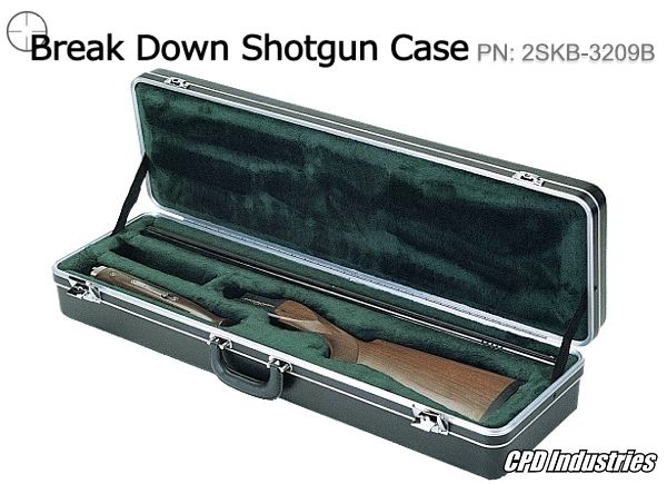 Gun Cases - Shotgun Break Down Cases 3209B