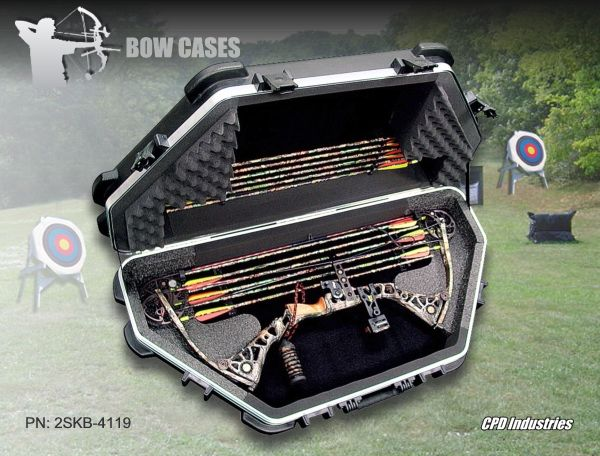 Skb Archery Cases - ATA Parallel Limb dow cases