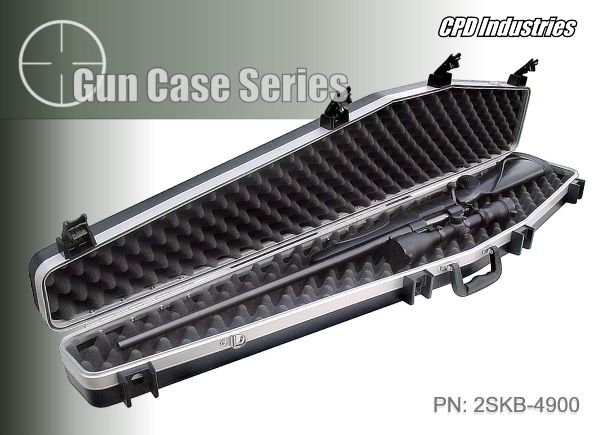 skb single gun case