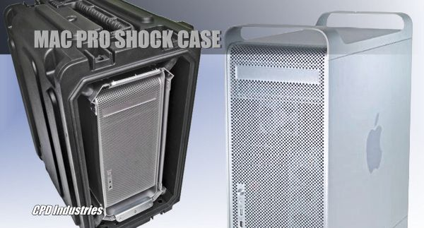 SKB Mac Pro Tower Case