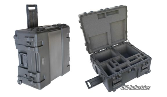 Military & Industrial Cases by SKB